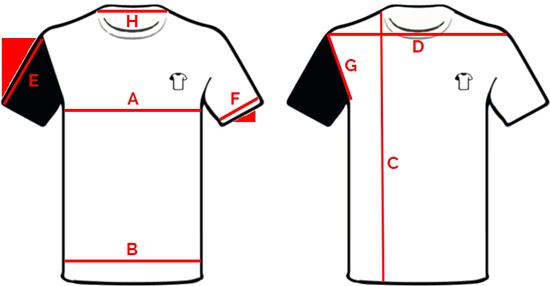 T-shirt Justee